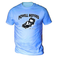 Powell Motors Mens T-Shirt