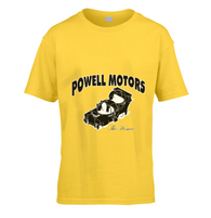 Powell Motors Kids T-Shirt