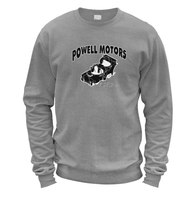 Powell Motors Sweater
