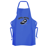 Powell Motors Apron