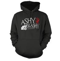 Ashy Slashy Hoodie