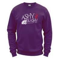 Ashy Slashy Sweater