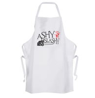 Ashy Slashy Apron