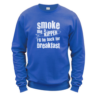 Smoke Me a Kipper Sweater