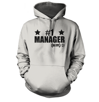 Number 1 FPL Manager Hoodie