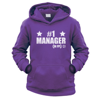 Number 1 FPL Manager Kids Hoodie