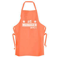 Number 1 FPL Manager Apron