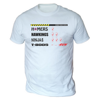 Zombie Ratings Mens T-Shirt