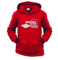 Sanchez Ground Leveling Kids Hoodie