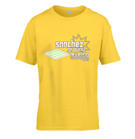 Sanchez Ground Leveling Kids T-Shirt