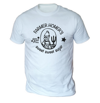 Farmer Homers Sugar Mens T-Shirt