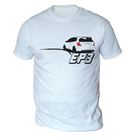 Rear Ended EP3 Mens T-Shirt