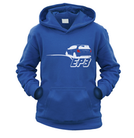 Rear Ended EP3 Kids Hoodie