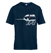 Rear Ended EP3 Kids T-Shirt