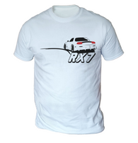 Rear Ended RX7 Mens T-Shirt