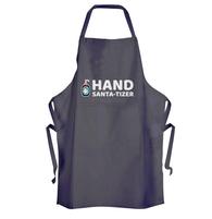 Hand Santa-Tizer Apron