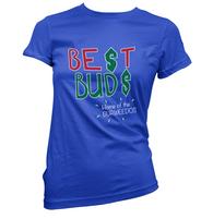 Best Buds Womens T-Shirt