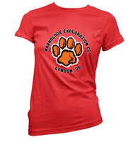Marmalade Exploration Co Womens T-Shirt