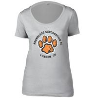 Marmalade Exploration Co Womens Scoop Neck T-Shirt