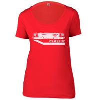 Class 37 Womens Scoop Neck T-Shirt
