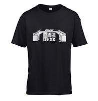 Mega Schrute Desk Kids T-Shirt