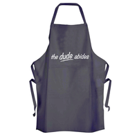 The Dude Abides Apron