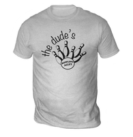 The Dudes Bowling Mens T-Shirt