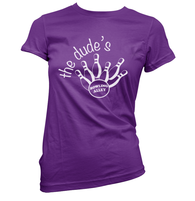 The Dudes Bowling Womens T-Shirt