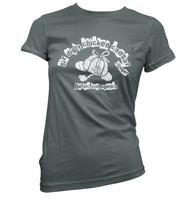 Sir Digby Chicken Caesar Womens T-Shirt