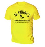 Al Bundys Shoe Store Mens T-Shirt
