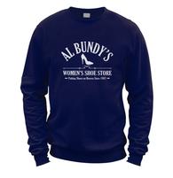 Al Bundys Shoe Store Sweatshirt