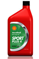 Aeroshell Sport Plus 4 (Liter) (aeroshellsportplus4LT)-SkySuppyUSA
