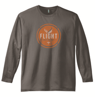 Flight Outfitters Retro Logo Long Sleaved T Shirt - SkySupplyUSA