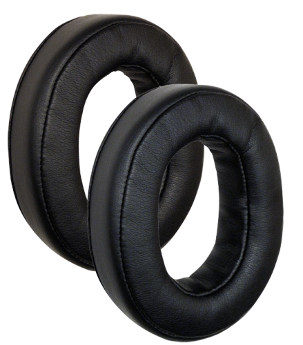 David Clark Leatherette Ear Seals for DC One Headset 15976P-07 SkySupplyUSA.com