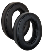 David Clark Leatherette Ear Seals for DC One Headset 15976P-07 SkySupplyUSA.com