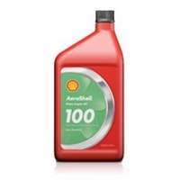 Aeroshell 100 oil (6 Pack) SkySupplyUSA.com