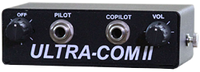 Comtronics ULTRA-COM II Intercom  (3000)-SkySupplyUSA