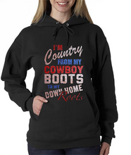 Country Girls Love The Saying On This Hot Selling Hoodie