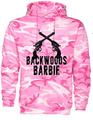 Back Woods Barbie Hoodie
