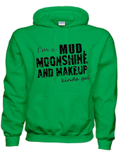 9340b3a09d6 Mud Moonshine and Makeup Kinda Gal Hoodie In Pink Camouflage