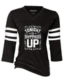 Tonight Is Bottoms Up Sports Tee Shirt