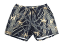 Camouflage Black Shorts - Midnight Camo by Huntress