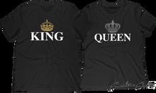King & Queen Set
