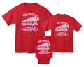 Funny Family Christmas Shirts Griswold Vacation