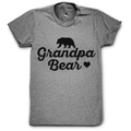 Grandpa Bear T Shirt for family pictures