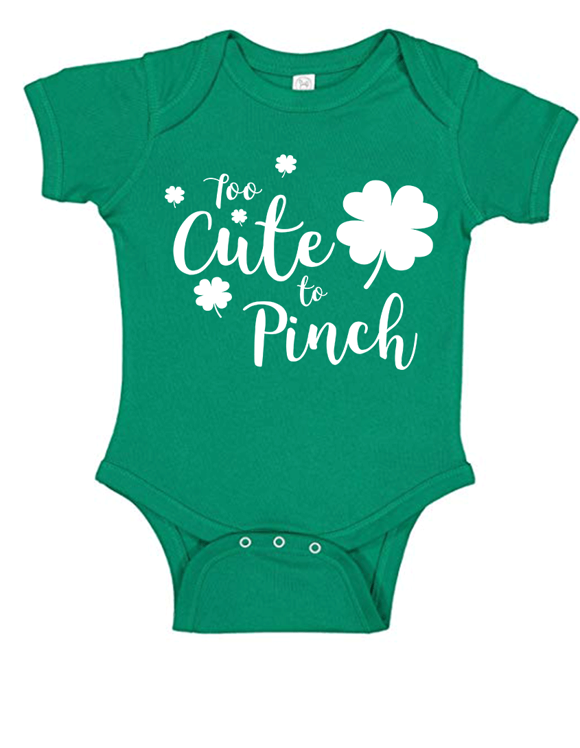 df05102cc The perfect Saint Patricks Day or Irish Baby Onesies for girl or boy ...