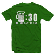 Its Beer 30 is a great party shirt for Irish or Green School Spirit