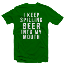 Green Beer Drinking Funny T-Shirts