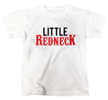Little Redneck Kids Shirt - Youth in whit, grey, and other colors