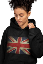 UK Flag Hoodies